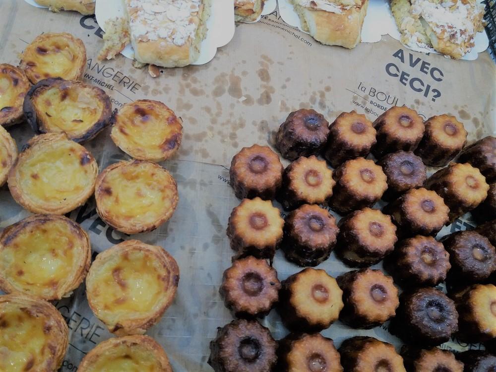 cannelé panetteria Flèche de Saint Michel