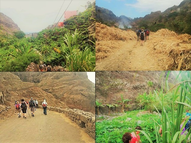 trekking a Capo Verde - Isola di Santo Antão