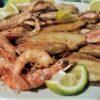 pesci fritti amma cucenà