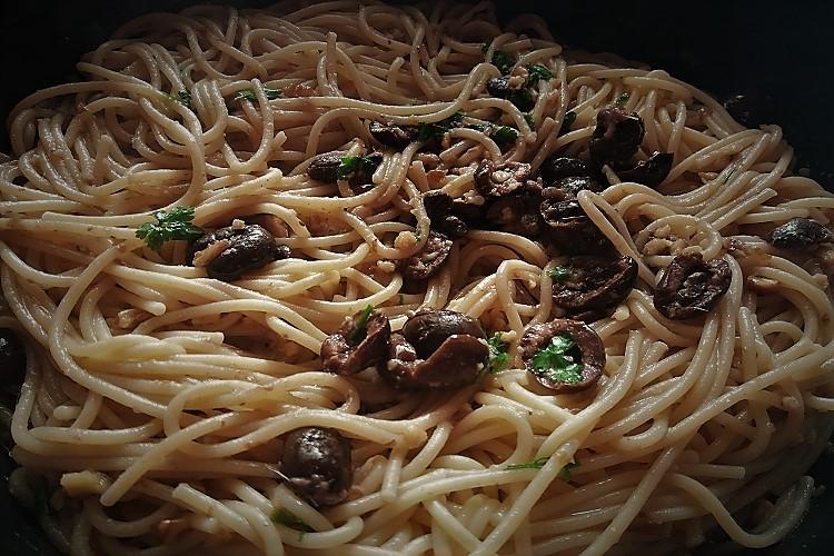 spaghetti alla Franchino