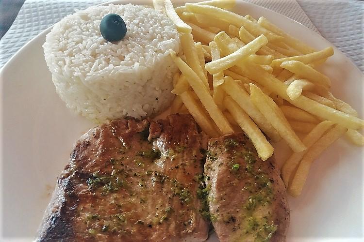 bistecca di tonno capo verde cucina capoverdiana - amma cucenà ammacucena