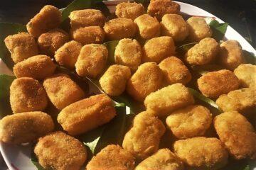 crocchè di pollo e patate ammacucenà amma cucenà