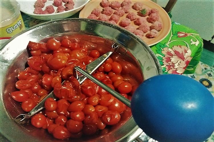 pomodori passati - ammacucena